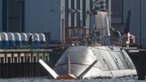 A Dolphin tengeralattjáró - Fotó: DPA