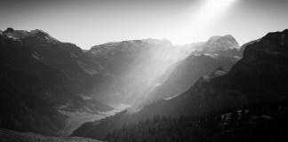 Svájci hegyek