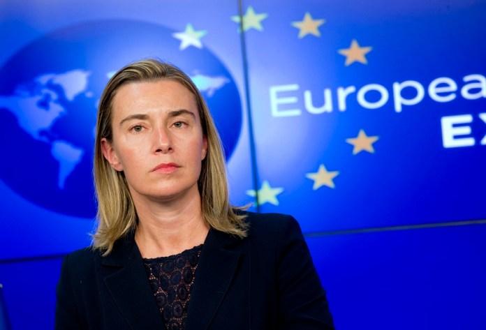 Federica Mogherini EU