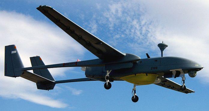 Heron-1 drón - fotó: wikipedia