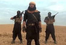Isis fegyveresek - fotó: Alibaba2k16 / Wikipedia