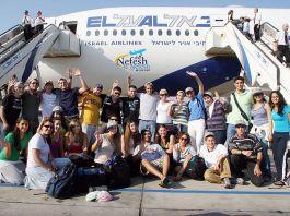 Új olék a Ben Gurion repülőtéren, 2007 - fotó: Faigl Ladislav / Wikipedia