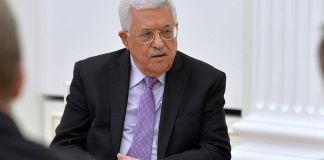 Mahmúd Abbász - fotó: wikipedia