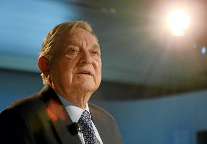 Soros György - fotó: Mirko Ries / World Economic Forum / Flickr