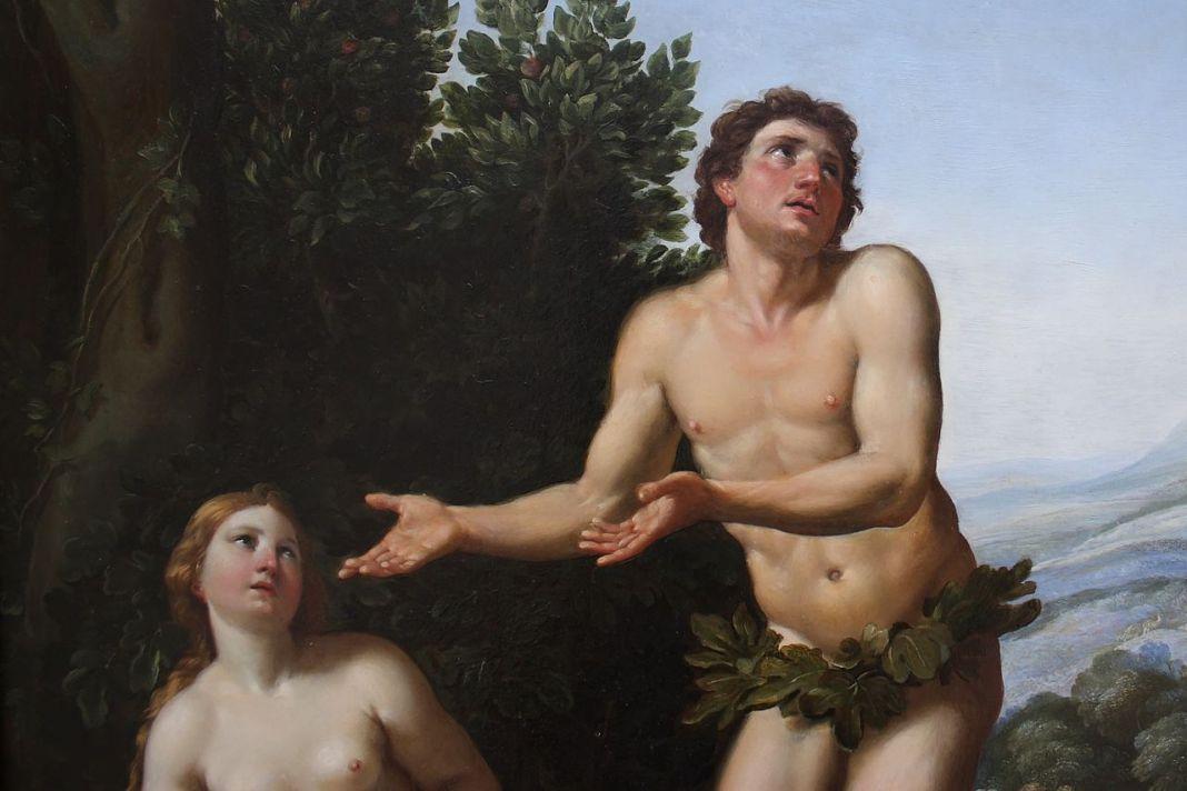 Az eredendő bűn - Zampieri: Ádám és Éva