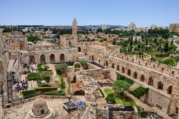 david tornya muzeum jeruzsalemben