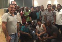 afrikai menekultek program