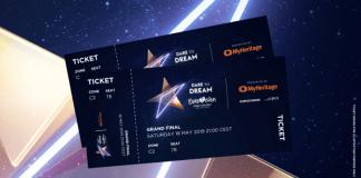 eurovizios dalfesztival 2019 tel-aviv jegy eurovision