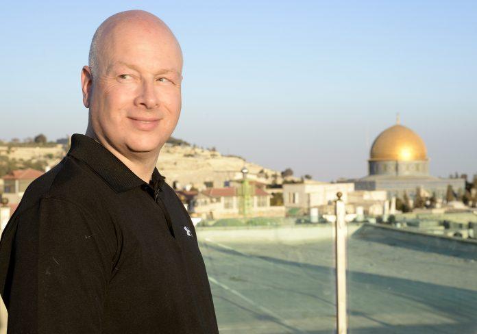 Jason Greenblatt - fotó: Wikipedia