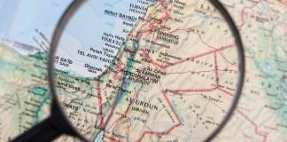 izrael kozel kelet terkep nagyito