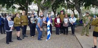 izraeli emberek orosz veteranok