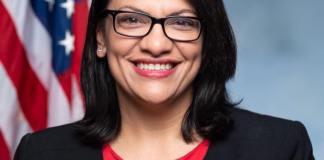 Rashida Tlaib - fotó: United States Congress / Wikipedia