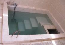 Mikve – zsidó rituális fürdő - fotó: Daniel Ventura / Wikipedia