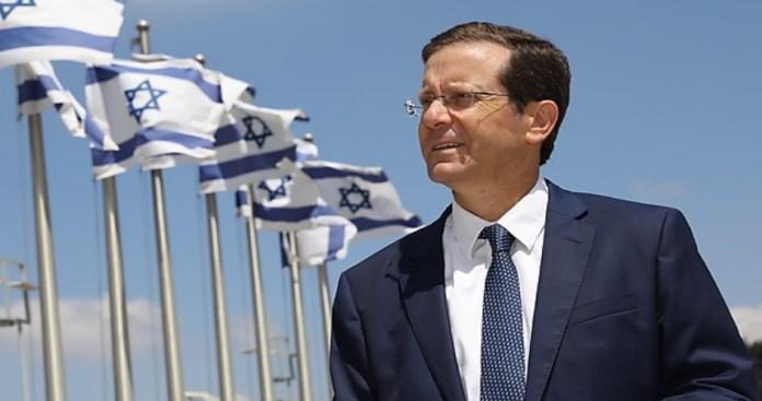 Yitzhak Herzog, aZsidó Ügynökség (Szochnut) elnöke