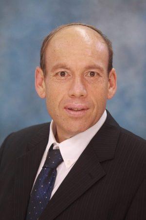 Matanjahu Engelman, a Számvevőszék elnöke - fotó: Wikipedia