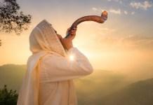 Jom Kipur ima sófár