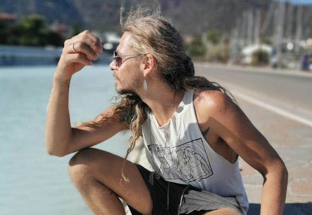 Steiner Kristóf - fotó: Nimrod Dagan