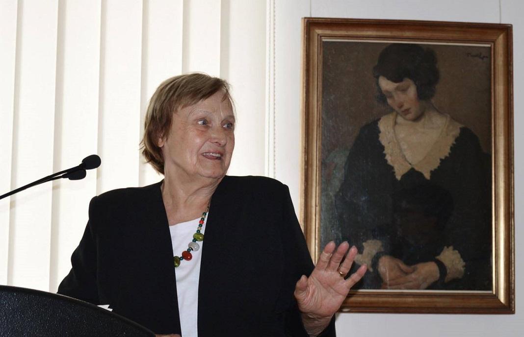 Markovits Mária - fotó: Klein Andrei
