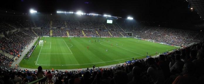 A Teddy stadion Jeruzsálemben - fotó: Wikipedia