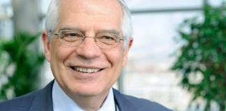 Josep Borrell - fotó: Európai Parlament / Flickr