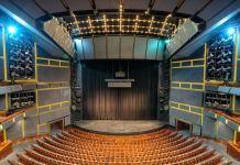 Az Izraeli Opera nézőtere - fotó: Izraeli Opera Facebook-oldala