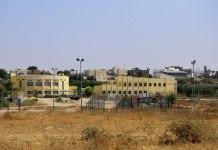Az egyik iskola a beduinok lakta Rahat városban - fotó: Wikipédia