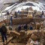 Az Izrael Régészeti Hatóság a jeruzsálemi Arnona negyedhez közeli lejtőkön feltárt egy 2700 évvel ezelőtti adminisztratív komplexumot – Yaniv Berman / Izrael Régészeti Hatóság