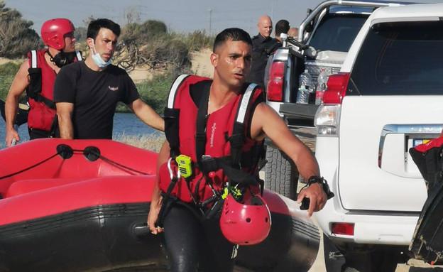 A tragédia helyszíne - fotó: tűzoltó és mentőszolgálat