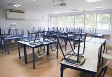 Izraeli középiskolai tanterem - fotó: Shutterstock