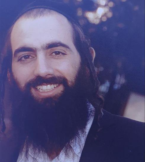 """Shai Ohayon rabbi z""""l"""