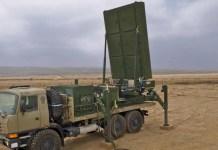 Az izraeli légvédelmi radar, amelyet a Vaskupola rendszer is használ - fotó: IAI