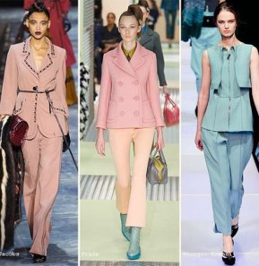 Planetarni stilovi, slika modni trendovi