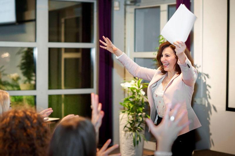 Uspješna, radosna i slobodna žena! Intervju sa Vladicom Đorđević