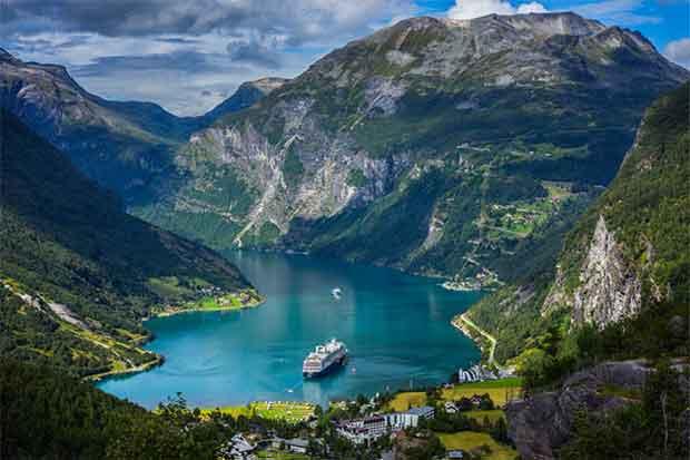 Norveški fjordovi nf-17