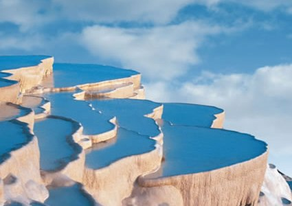 Pamukkale – prirodno čudo Turske