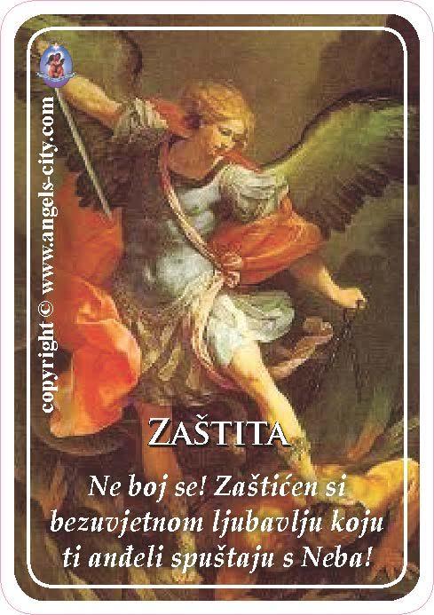 """Poruke Anđela: """"Ne boj se! Zaštićen si bezuvjetnom ljubavlju koju ti anđeli spuštaju s Neba!"""""""