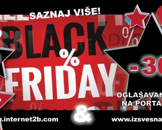 Black Friday i kod nas – popusti od 15 do 30%: ponuda vrijedi samo od 0-24h danas 25. studenog!