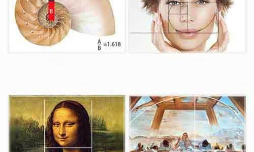 Zlatni rez – od piramida i Leonarda Da Vincija do Twittera i Applea ili zašto ljepota nije u očima promatrača