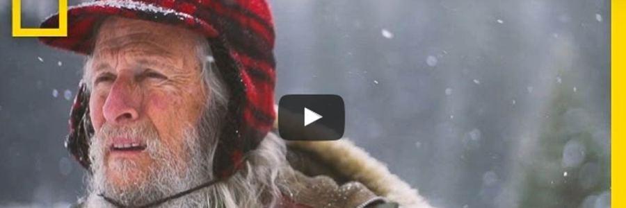 Video dana: Sam je proveo 40 godina u šumi, znanstvenici ga sada obožavaju…