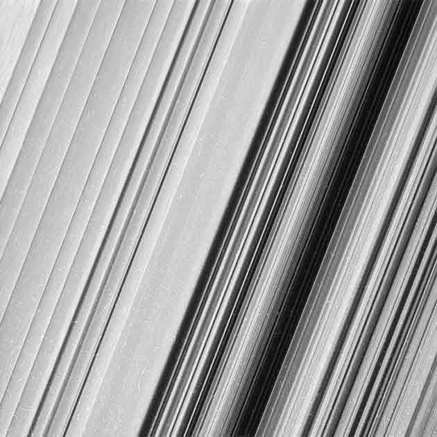 NASA svemirska letjelica - Saturnovi prstenovi, najdetaljnije snimke
