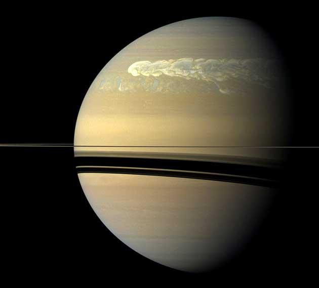 NASA svemirska letjelica – Saturnovi prstenovi, najdetaljnije snimke