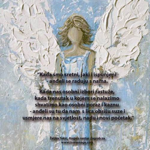 Poruke anđela za 32. tjedan