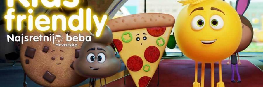 Filmska recenzija: Emoji Film, animirani avanturistički, 91min