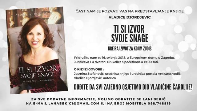 Vladica Dorđević promocija knjige