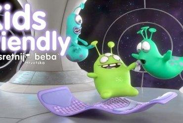 KIDS FRIENDLY: LUIS I DRUŠTVO IZ SVEMIRA, animirani obiteljski, 85 min
