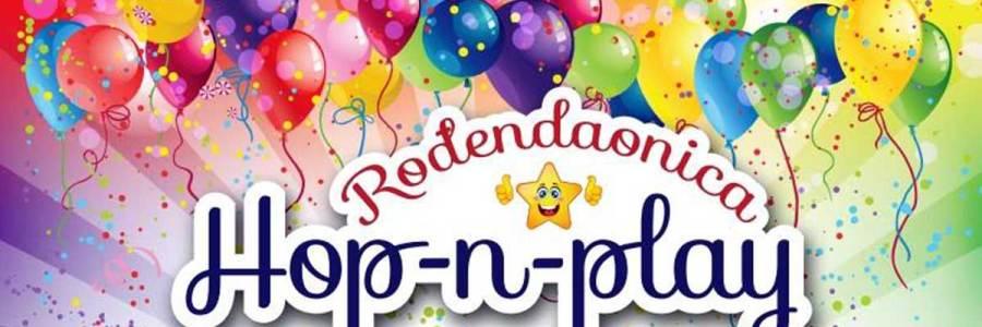 Rođendanska proslava u rođendaonici Hop-n-play u Novom Zagrebu, proslavite dječji rođendan uz bogate sadržaje te najbolji slavljenički akcijski paket