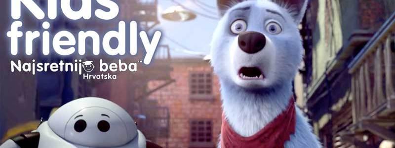 KIDS FRIENDLY: KUĆNI LJUBIMCI NA TAJNOM ZADATKU, animirana komedija, 92 min