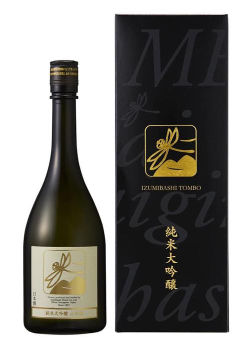 泉橋酒造 純米大吟醸 とんぼラベル 山田錦35%精米