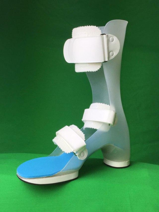 短下肢装具 ポックリ