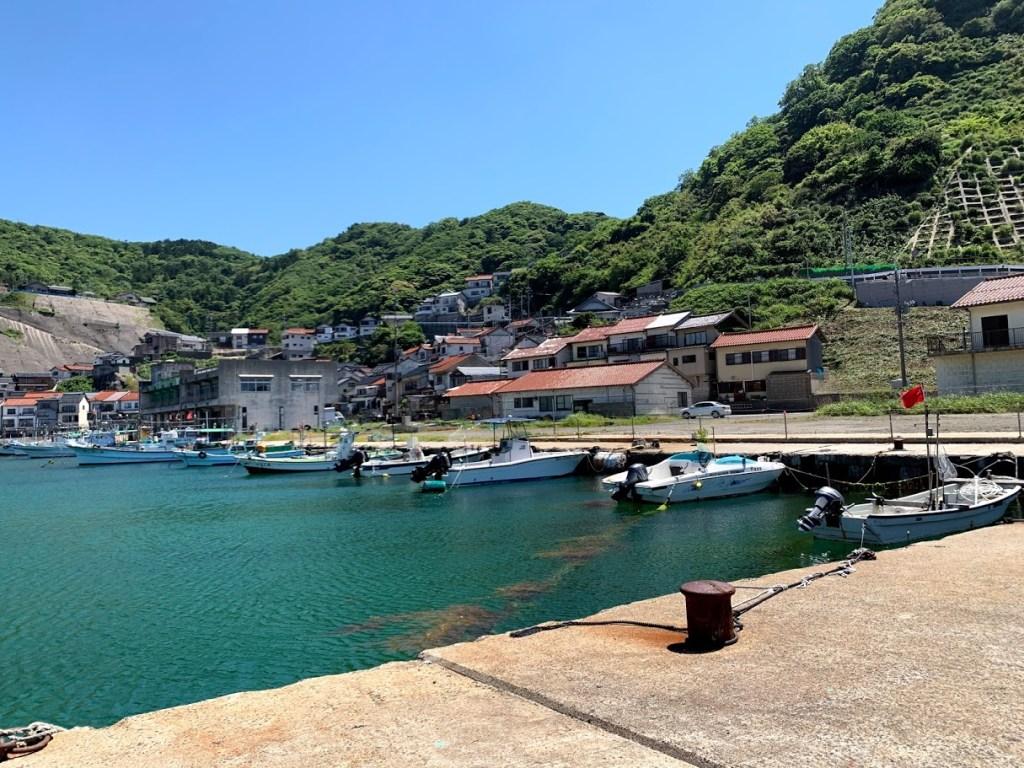 小伊津漁港